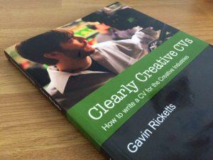 Creative CV book
